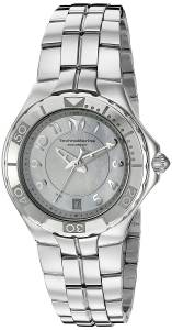 [テクノマリーン]TechnoMarine 'Sea Pearl' Swiss Quartz Stainless Steel Casual Watch, TM-715012