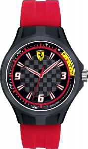 [フェラーリ]Ferrari 腕時計 Scuderia Pit Crew Silicone Watch 0830282 メンズ