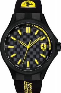 [フェラーリ]Ferrari 腕時計 Scuderia Pit Crew Silicone Watch 0830286 メンズ