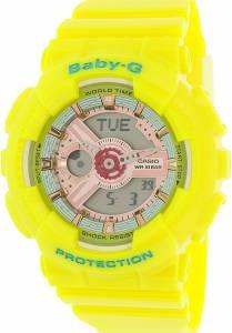 CASIO(カシオ) カシオ Baby-G BA-110CA-9A レディース腕時計