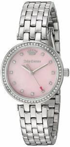 [ジューシークチュール]Juicy Couture  'Cali' Quartz Stainless Steel Quartz Watch, 1901467