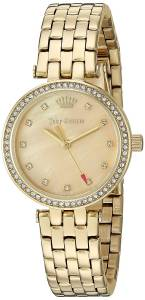 [ジューシークチュール]Juicy Couture  'Cali' Quartz Tone and Gold Plated Quartz 1901468