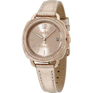 [コーチ]Coach 腕時計 Tatum Quartz Watch 14502629 W6086 B7M WMN レディース