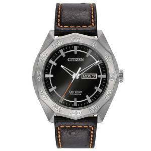 [シチズン]Citizen 腕時計 EcoDrive Titanium Watch w/ DayDate AW0060-03E メンズ [逆輸入]