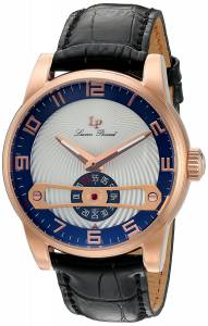 [ルシアン ピカール]Lucien Piccard 'Bosphorus' Quartz Stainless Steel and LP-40046-RG-03-SC
