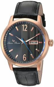 [ルシアン ピカール]Lucien Piccard 'Milanese' Quartz Stainless Steel and LP-40027-RG-01