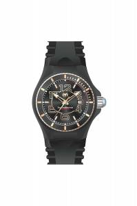 [テクノマリーン]TechnoMarine  Cruise JellyFish Quartz Black Dial Watch TM-115136