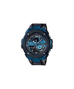 [カシオ]Casio  Casio GShock Blue Dial Resin Quartz Watch GST200CP2A GST200CP-2A メンズ