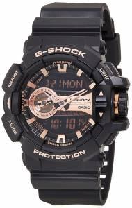 [カシオ]CASIO 腕時計 G-SHOCK GA-400GB-1A4 メンズ 海外モデル