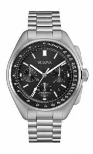 [ブローバ]Bulova 腕時計 Special Edition Moon Watch Stainless Steel 96B258 メンズ