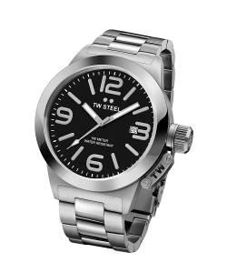 [ティーダブルスティール]TW Steel 'Canteen' Quartz Stainless Watch, CB401
