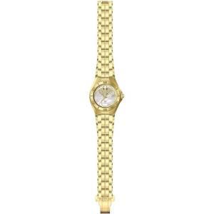[テクノマリーン]TechnoMarine TechnoMarine GoldTone Steel Bracelet & Case Swiss TM-115189
