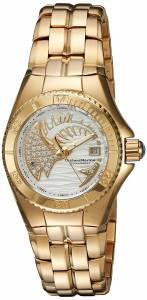 [テクノマリーン]TechnoMarine 'Cruise' Swiss Quartz Stainless Steel Automatic Watch, TM-115203