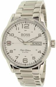 [ヒューゴボス]HUGO BOSS 腕時計 Pilot Edition Analog Dress Quartz Watch 1513328 メンズ