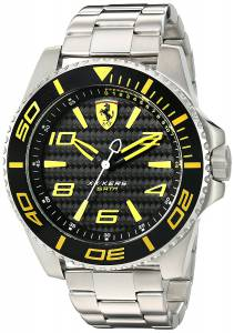 [フェラーリ]Ferrari 腕時計 830330 'XX KERS' Quartz Stainless Steel Watch 0830330