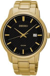 [セイコー]Seiko Watches SEIKO ,Men's Date,Stainless Steel Case & Bracelet,Hardlex SUR200P1