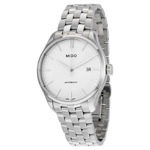 [ミドー]Mido  II Automatic Silver Dial Stainless Steel Watch M0244071103100 Belluna メンズ