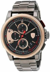 [フェラーリ]Ferrari 腕時計 830315 'FORMULA ITALIA S' Quartz Resin Watch 0830315