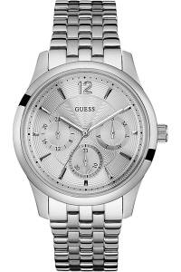 [ゲス]GUESS 腕時計 ,Men's Multifunction Dial,Stainless Steel case & Bracelet,50m WR W0474G3