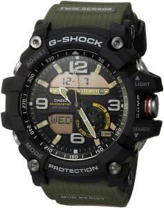 [カシオ]Casio 腕時計 Mudmaster GSHOCK Quartz Casual Watch, Green GG-1000-1A3CR メンズ