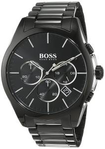 [ヒューゴボス]Hugo Boss  Onyx Analog Dress Quartz Watch 1513365 7613272205269 メンズ