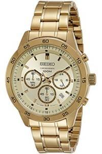 [セイコー]Seiko Watches SEIKO ,Men's Chronograph,Stainless Steel Case & Bracelet,Silver SKS526P1