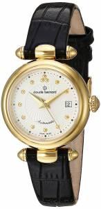 [クロードベルナール]claude bernard 'Mini Collection' Swiss Automatic GoldTone 35482 37J AID