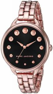 [マーク ジェイコブス]Marc Jacobs  Betty Rose GoldTone Watch MJ3495 レディース