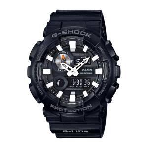 [カシオ] CASIO  G-SHOCK G-LIDE デジアナ GAX-100B-1A (GAX-100B-1AJF 同型) 黒 ブラック