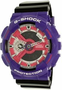 CASIO (カシオ) 腕時計 G-SHOCK(Gショック) GA-110NC-6A メンズ 海外モデル