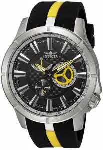 [インヴィクタ]Invicta 'S1 Rally' Quartz Stainless Steel and Polyurethane Casual Watch, 20332