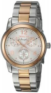 [インヴィクタ]Invicta  'Angel' Quartz Stainless Steel Casual Watch, Color:Two Tone 21689