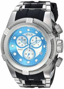 [インヴィクタ]Invicta 'Bolt' Quartz Stainless Steel and Silicone Casual Watch, Color:Two 21810