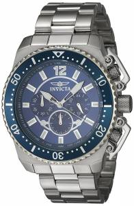 [インヴィクタ]Invicta 'Pro Diver' Quartz Stainless Steel Casual Watch, Color:SilverToned 21953