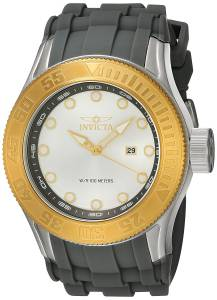[インヴィクタ]Invicta  'Pro Diver' Quartz Stainless Steel and Silicone Casual Watch, 22241