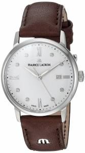 [モーリス ラクロア]Maurice Lacroix  'Eliros' Quartz Stainless Steel and EL1094-SS001-150-1