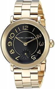 [マーク ジェイコブス]Marc Jacobs 腕時計 Riley GoldTone Watch MJ3512 レディース