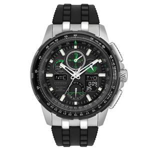 [シチズン]Citizen 腕時計 EcoDrive Skyhawk AT World Time Watch JY8051-08E メンズ