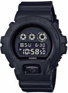 [カシオ] CASIO 腕時計 G-SHOCK DW-6900BB-1 メンズ