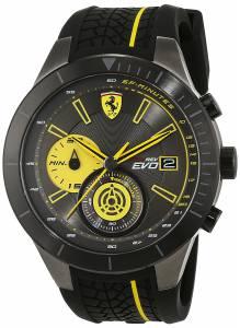[フェラーリ]Ferrari 腕時計 Watch Red Rev Evo Chronograph 0830342 7613272214858 メンズ