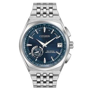 [シチズン]Citizen 腕時計 EcoDrive Satellite WaveWorld Time GPS CC3020-57L メンズ
