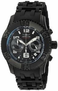 [インヴィクタ]Invicta 'Sea Spider' Quartz Stainless Steel and Polyurethane Casual Watch, 22454