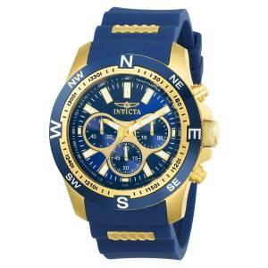 [インヴィクタ]Invicta  'IForce' Quartz Stainless Steel and Silicone Casual Watch, 22682