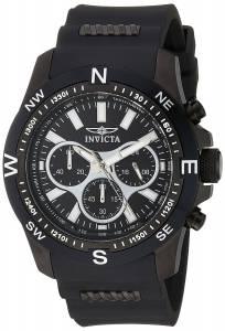 [インヴィクタ]Invicta  'IForce' Quartz Stainless Steel and Silicone Casual Watch, 22683