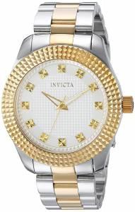 [インヴィクタ]Invicta  'Specialty' Quartz Stainless Steel Casual Watch, Color:Two Tone 22791