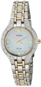 [セイコー]Seiko Watches  Seiko Quartz Stainless Steel Casual Watch, Color:Two Tone SUP335