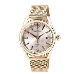 [シチズン]Citizen 腕時計 EcoDrive Mesh Bracelet Watch FE6083-72A レディース [逆輸入]