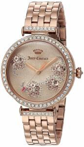 [ジューシークチュール]Juicy Couture  'J COUTURE' Quartz Stainless Steel Casual 1901517