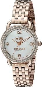 [コーチ]Coach 腕時計 Delancey Quartz Watch 14502697 レディース [並行輸入品]