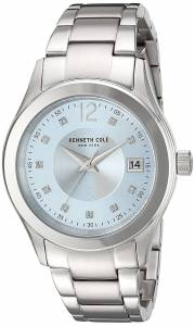 [ケネスコール]Kenneth Cole New York  'Classic' Quartz Stainless Steel Dress Watch, 10030803